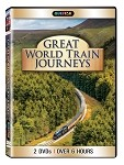 Great World Train Journeys 2 pk.