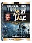 William Shatner's: A Twist in the Tale... of Otherwordly Stories 2 pk.