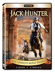 Jack Hunter: The Complete Movie Trilogy 3 pk.