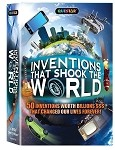 Fascinating Inventions and Achievements That Changed Our Lives! -- [A PAIRING OF 1 DVD-6 PK. AND 1 DVD-SINGLE]