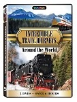 Incredible Train Journeys Around the World 3 pk.